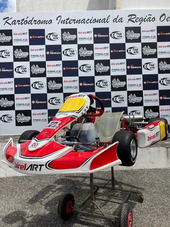 Kart BIREL 125 CC Impecável