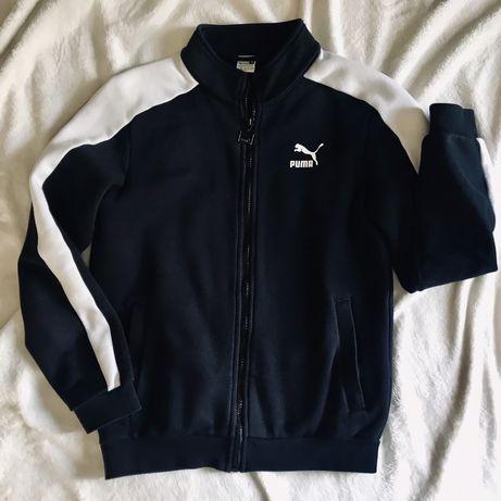 Puma bluza rozpinana czarna 158
