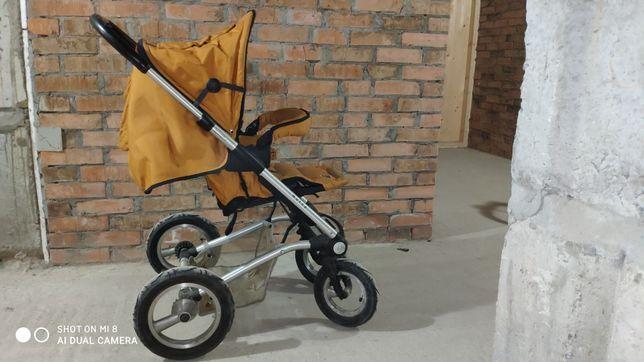 Візок дитячий Mutsy 4Rider Single Spoke 2 в 1