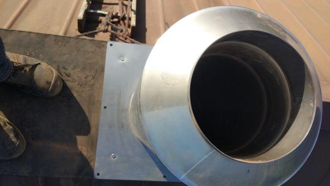 Systemy kominowe Frezowanie kominów Diamentowe rozwiercanie Wkłady