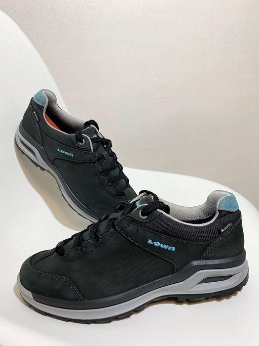 Трекинговые кроссовки lowa locarno gtx  ботинки  трекинговые 40-40,5 Буча - изображение 1