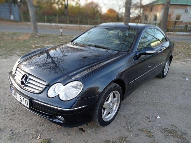 Mercedes clk200 свіжа