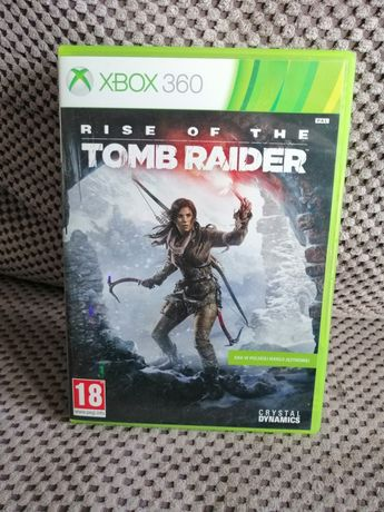 Rise of the Tomb Raider XBOX 360 dubbing PL