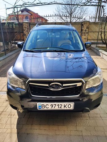 Subaru Forester Limited 2015 2.5(Субару Форестер Лімітед 2015)