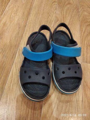 Crocs bayaband sandal сандалі дитячі