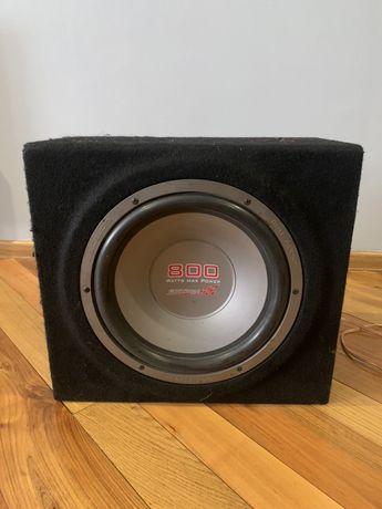 Сабвуфер Mac audio 800Вт. Підсилювач Blaupunkt 4ch