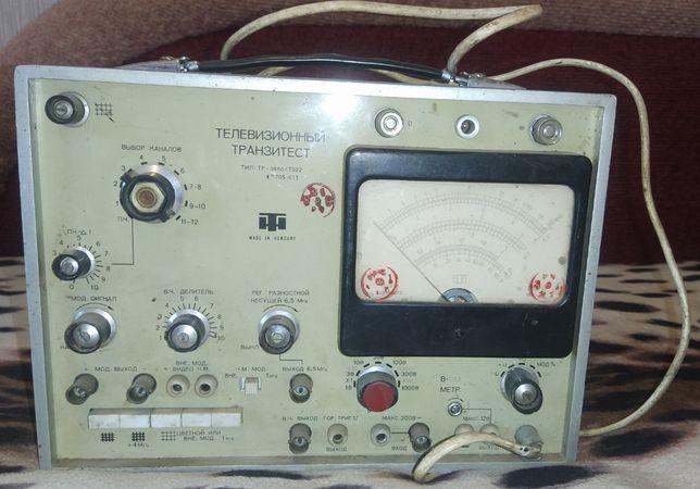 Телевизионный транзитест ТИП ТР - 0850/Т022