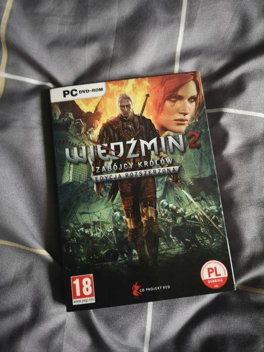 Wiedźmin 2 edycja rozszerzona PC Enemy Front Szczerców - image 1