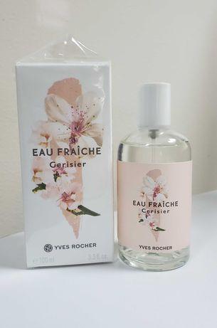 "Туалетная вода ""Вишневий цвіт"" ив роше eau fraiche cerisier"