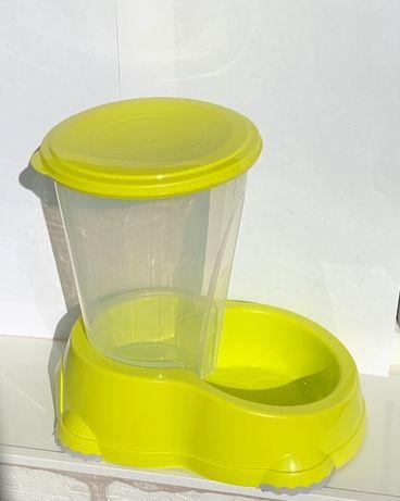 Moderna Smart поилка автоматическая 1.5л лимонный