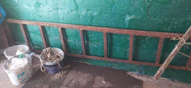 Лестница металл уголок 40 мм
