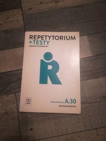 Repetytorium i testy, technik logistyk