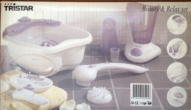 Tristar Maquina de massagem facial, manicure e pedicura