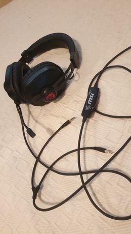 MSI Gaming Headset Black