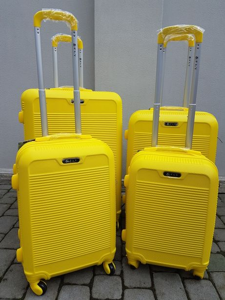 FLY 1093 Польща валізи чемоданы сумки на колесах