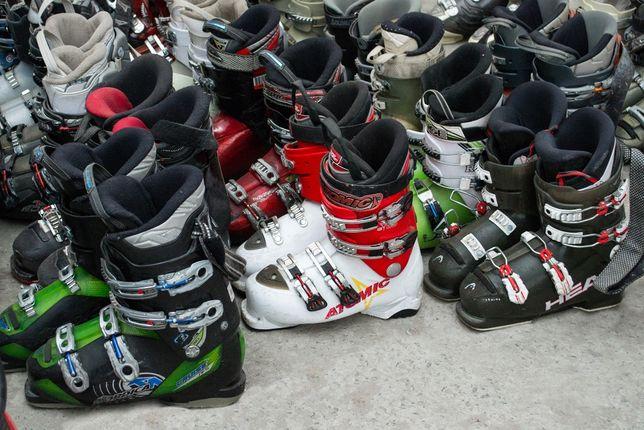 Боти ботинки лижні лижные РОЗПРОДАЖ