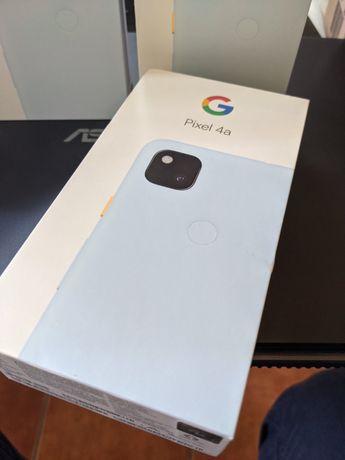 """Google pixel 4a 6/128 Gb 5.81"""" IP 68 Snapdragon 730 Полный комплект!"""