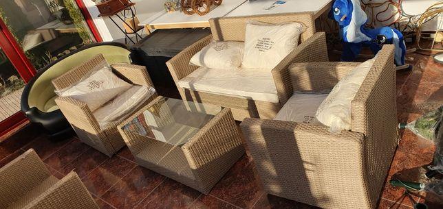 Комплект садових меблів Gardenline