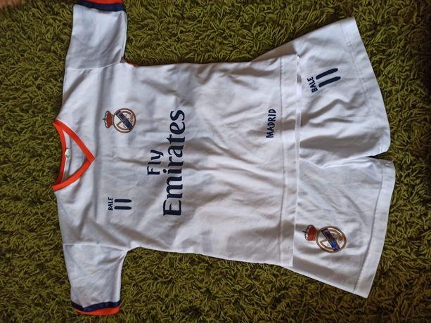 Strój piłkarski, Real Madryt, Bale r. 140