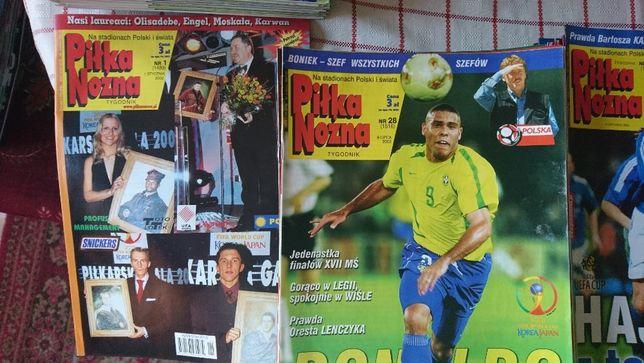 Piłka Nożna tygodnik rocznik 2002