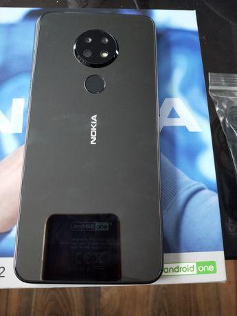 Nowa Nokia 6.2 4/64 GB czarna
