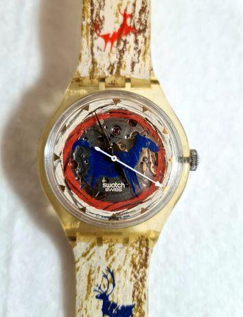 Swatch automatic SAK123 (ANIAK) RARO
