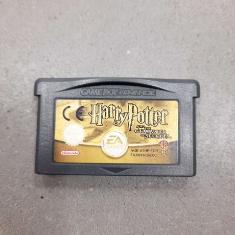 Gra Harry Potter and The Chamber of Secrets GBA