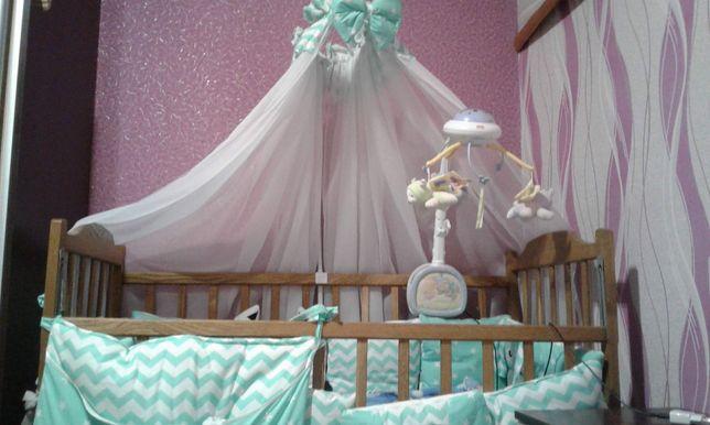 Мобиль на кроватку Fisher Price сон бабочки Б/У
