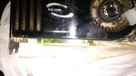 видеокарта GeForce 8800 GTS