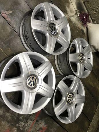 Диски Audi mercedes skoda vw r16 5*112 Оригінал
