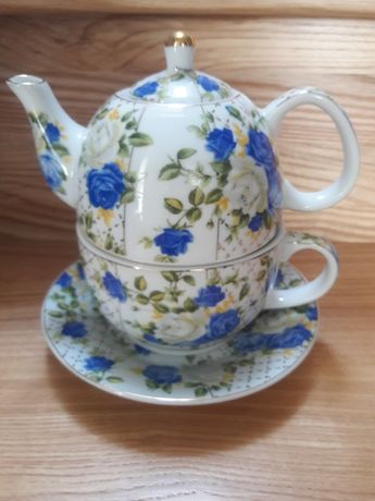 Zestaw herbaciany nowy