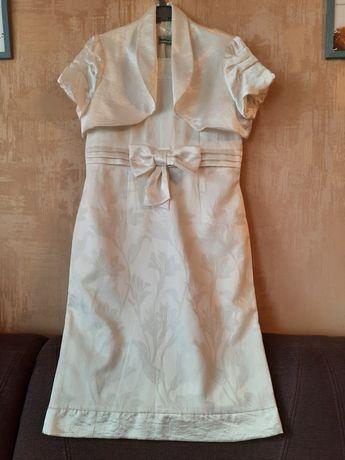 Продам праздничное платье, можно к свадьбе.