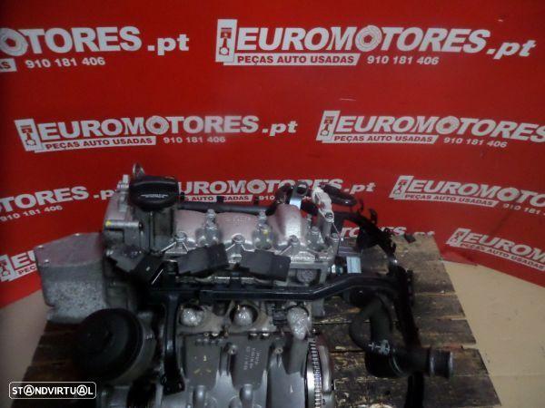 Motor Completo Volkswagen Polo 1.2 6v [ BBM ]