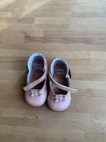 Туфлі дитячі 19 розмір