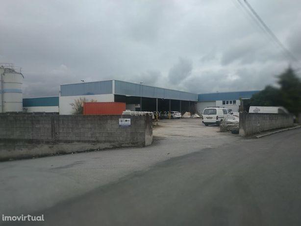 Pavilhão industrial em Lemenhe Vila Nova de Famalicão