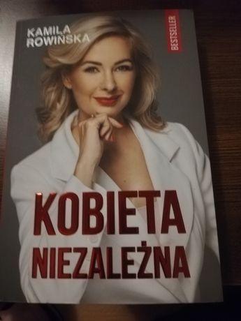 Książka kobieta niezależna