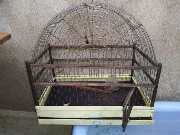 Клетка для попугая канарейки или другой птички