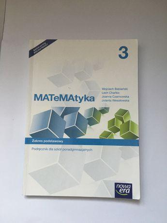 Podręczniki matematyka zakres podstawowy 2 i 3