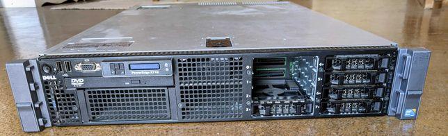 Dell Power Edge R710 Servidor Server