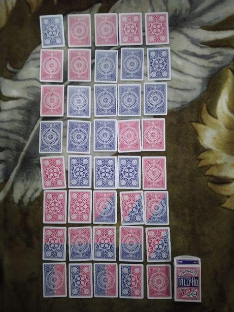 Tally-Ho, Bicycle, Gaff Cards, Гафф карты, Игральные карты
