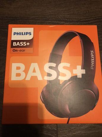 Навушники PHILIPS BASS+SHL3070