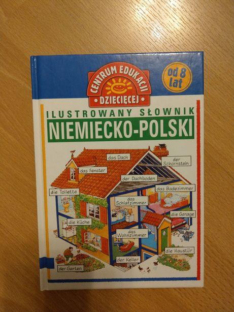 Ilustrowany słownik niemiecko-polski (dla młodzieży)