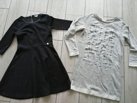 2 sukienki.
