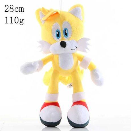 Peluche Tails de Sonic the Hedgehog 28 cm - Novo e Lacrado (imagem 4)
