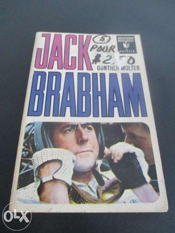 Jack Brabham, edição Biblioteque Marabout de 1968
