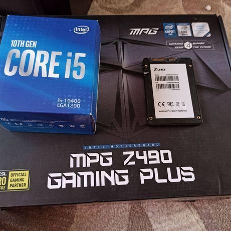 Процессор і5 10400