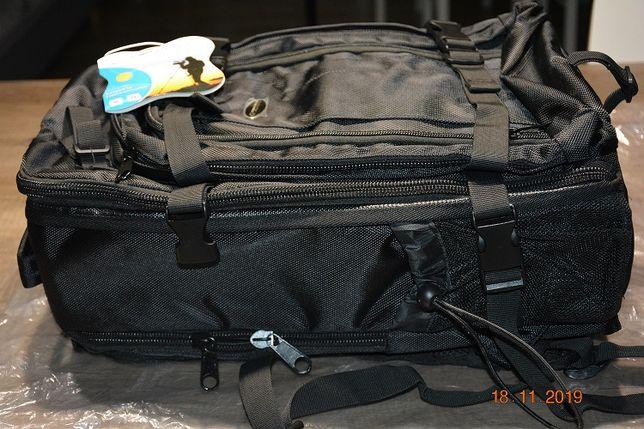Nowy plecak fotograficzny Esperanza