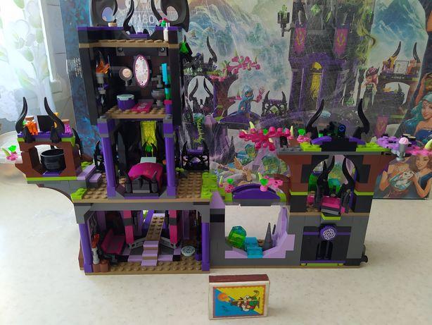 Лего редкий замок Морганы 41180 lego elves