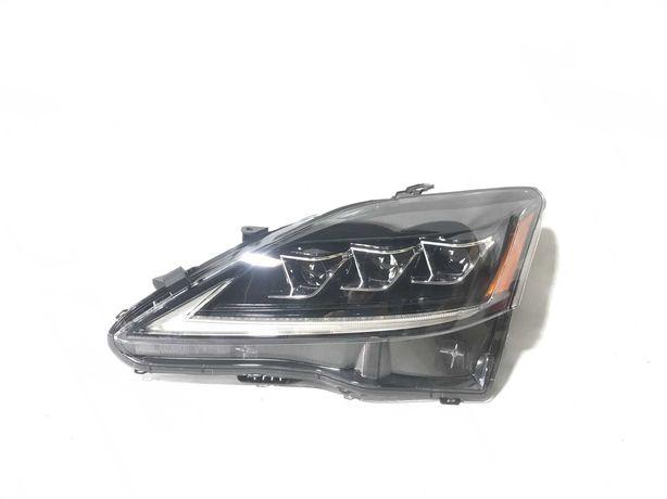 Lexus IS 2005 2006 2007 2008 2009 2010 2011 2012 2013 фара ис 3 линзы