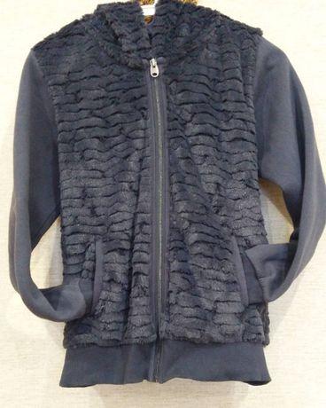 Модная подростковая тепловка-курточка на девочку,YIGGA,Германия